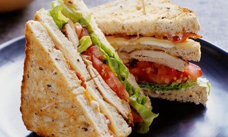 300 calories sandwich