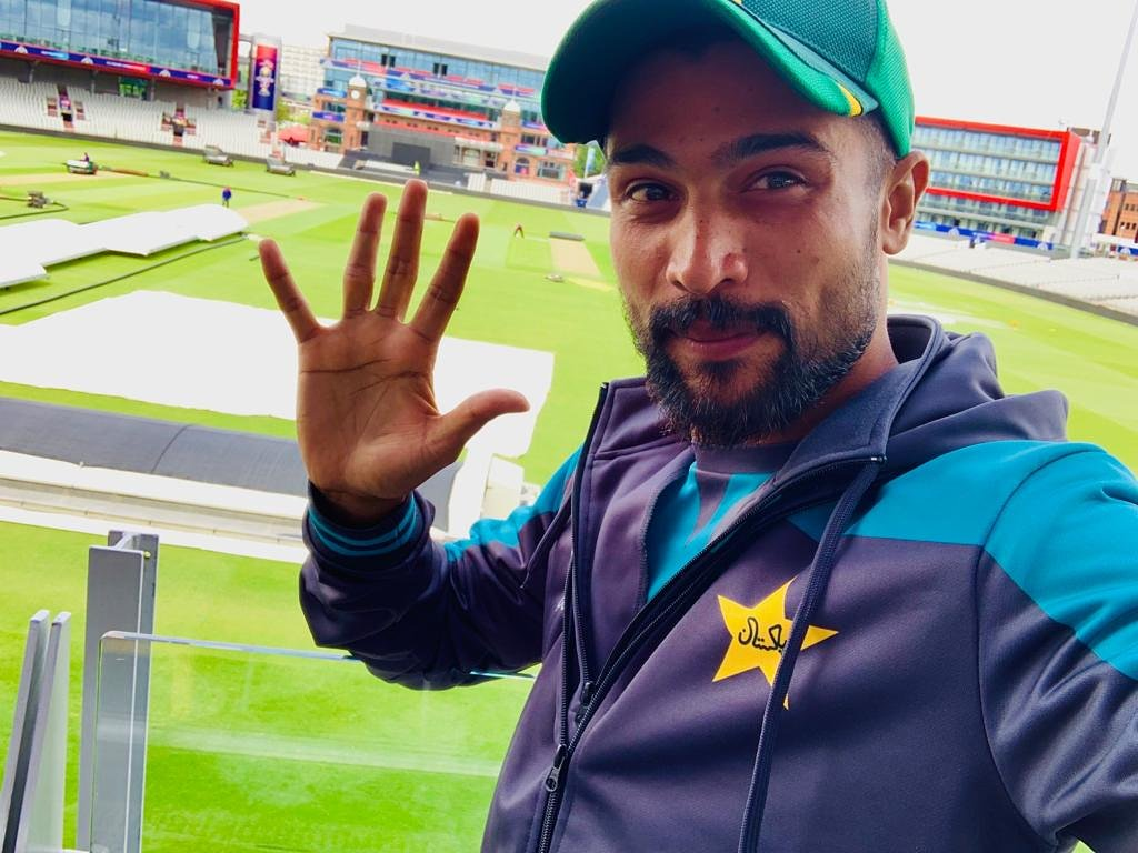 Mohammad Amir retire from test cricket