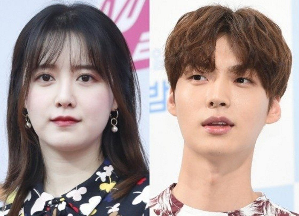 Goo Hye Sun divorcing Ahn Jae Hyun