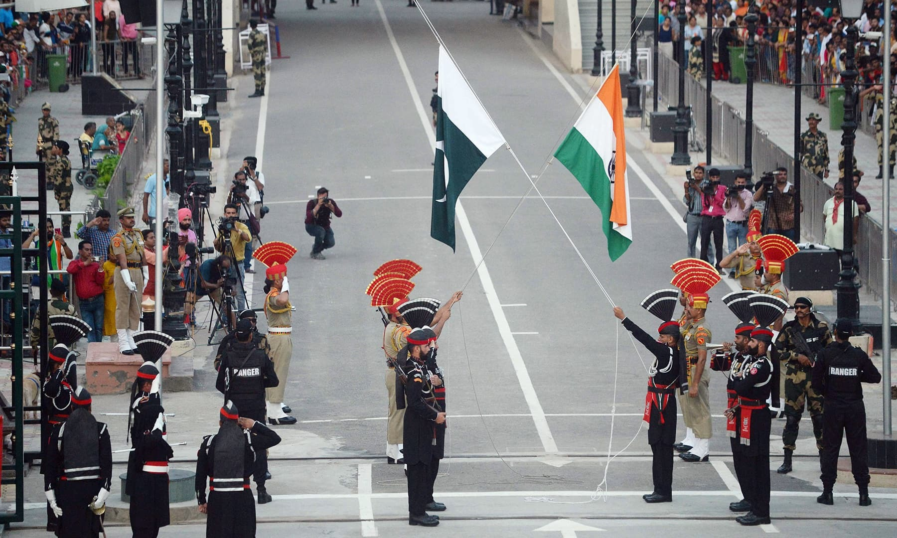 pakistan india border
