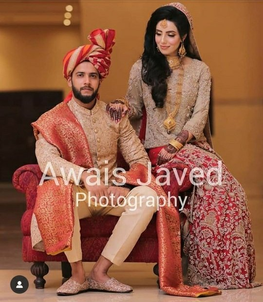 imad wasim wedding picture