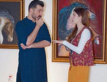 Hamza Ali Abbasi and Naimal Khawar are getting married