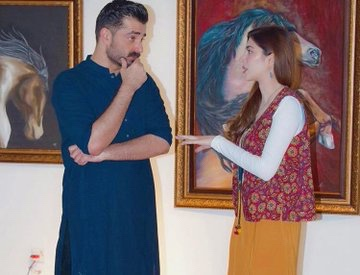 Hamza Ali Abbasi and Naimal Khawar are getting married