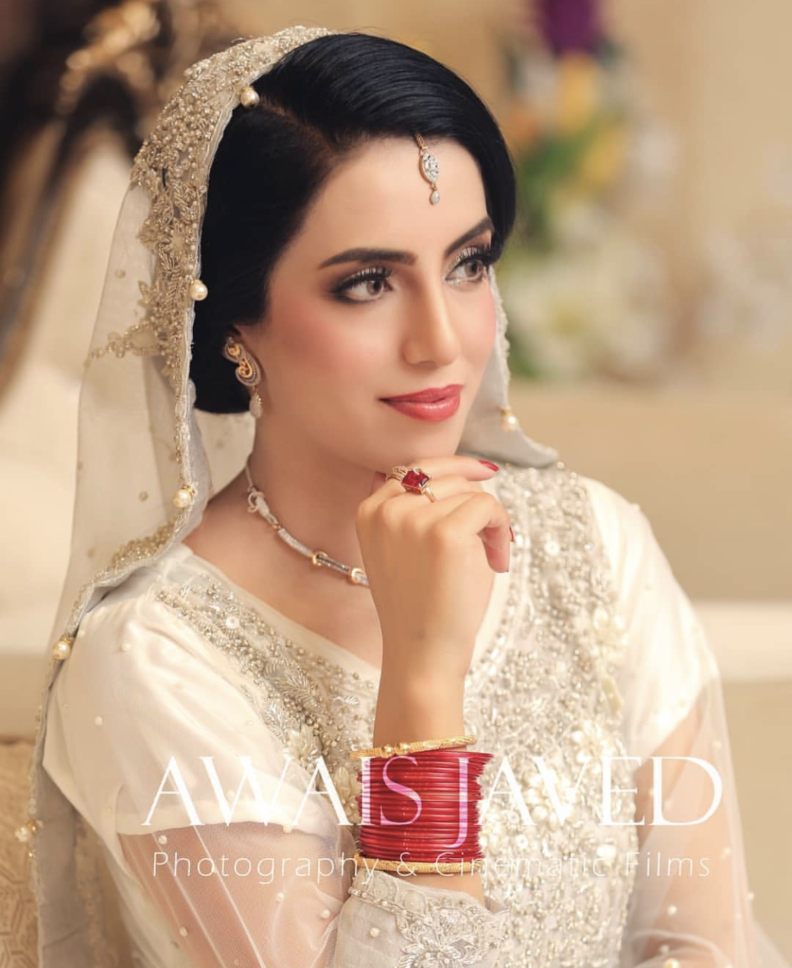 saniya inmad wasim wedding