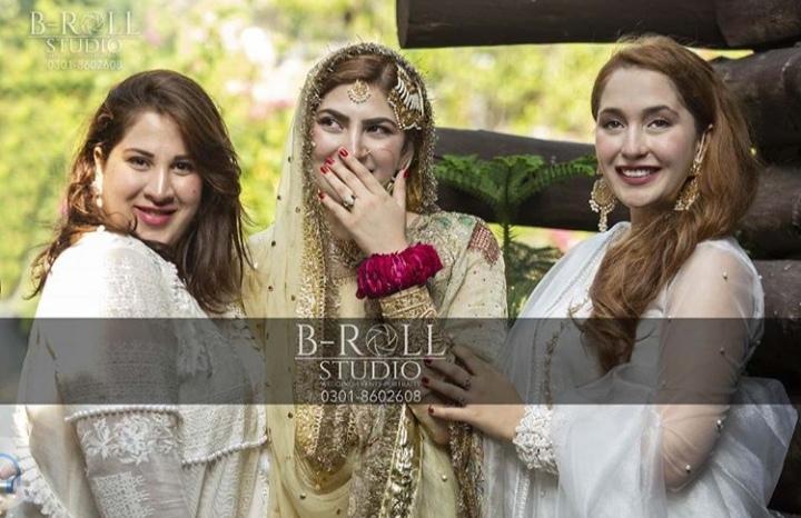 Naimal khawar weds hamza ali abbasi