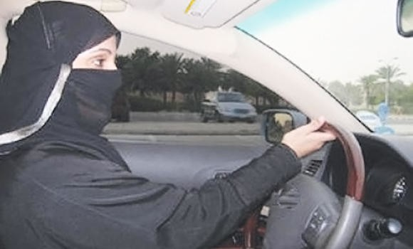 Saudi allows women to drive