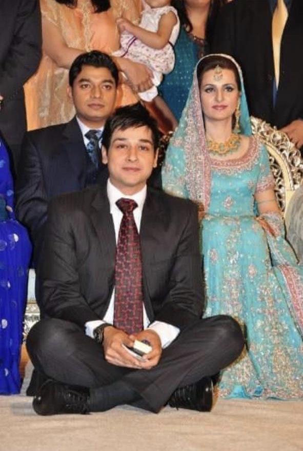 naheed shabir weeding faysal qureshi blamed