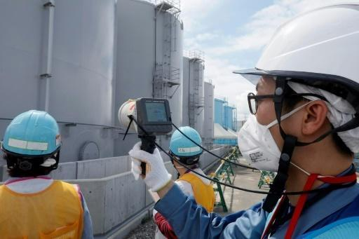 Japan lists Fukushima radiation levels on S. Korea embassy site