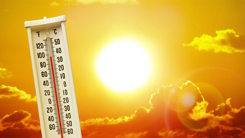 heat wave warning Karachi Sindh
