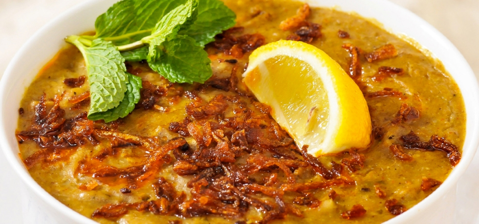 Haleem recipe picture