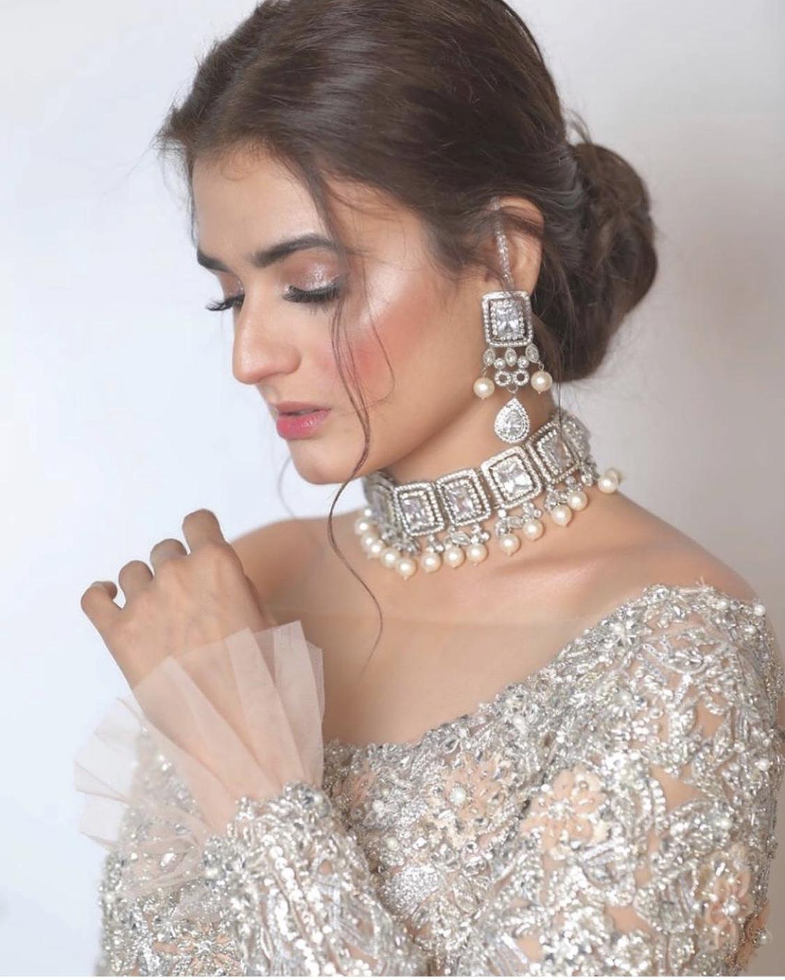 Hira mani at Pakistan L'Oréal bridal week 2019