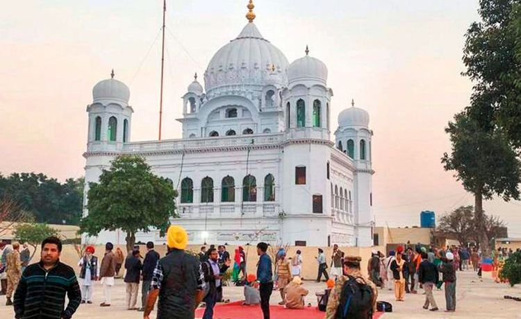 kartarpur pakistan india