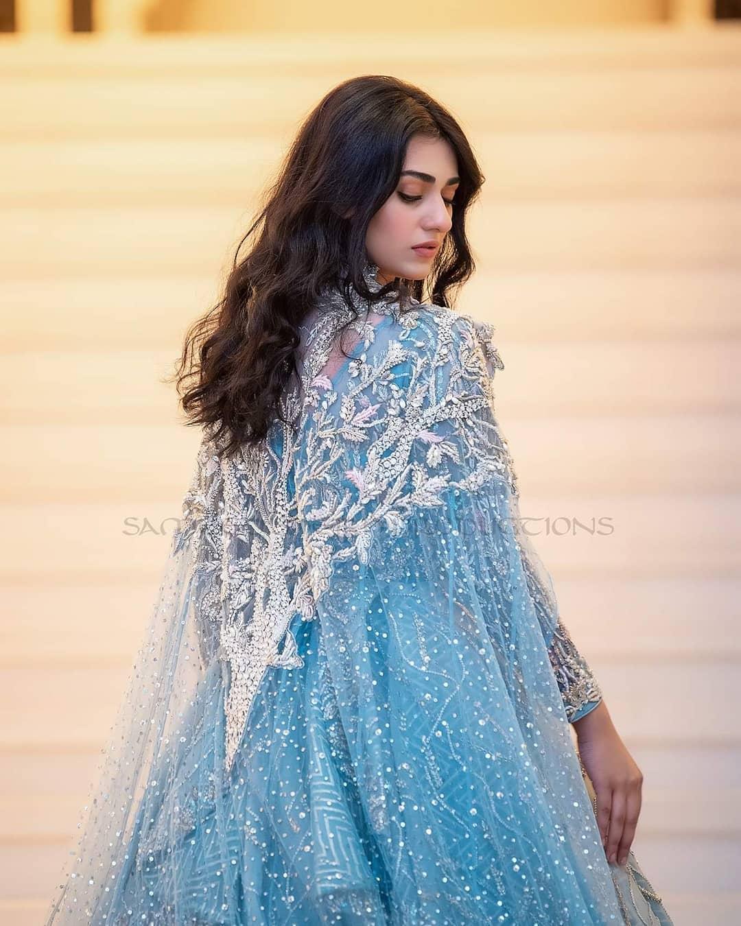 sara khan loreal fashion week
