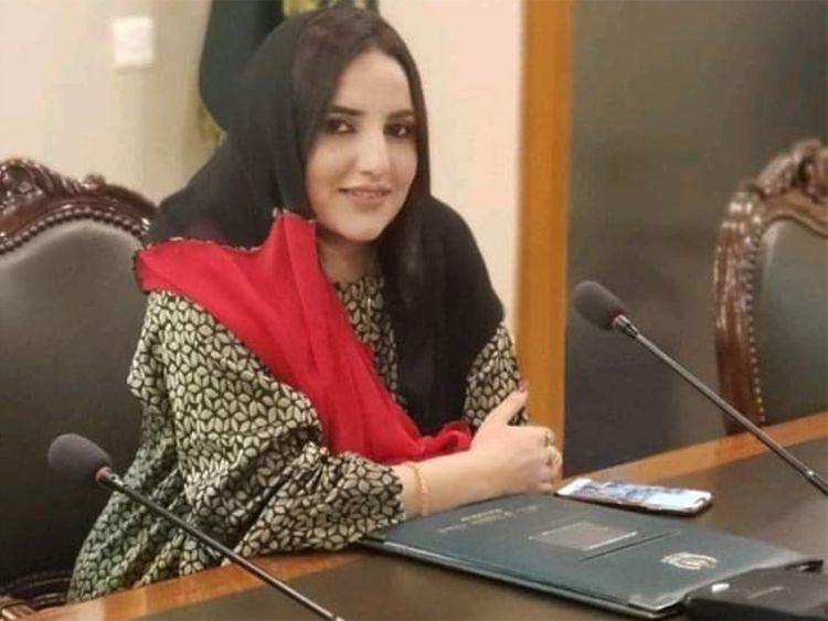 TikTok star Hareem Shah viral