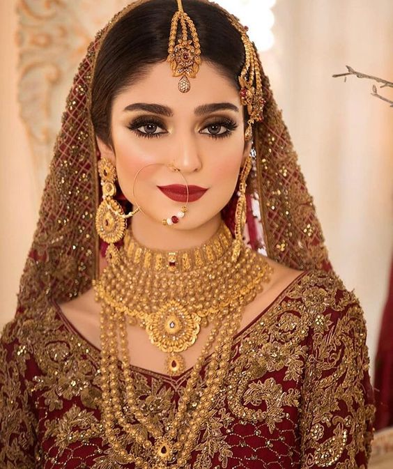 sara khan bridal photos