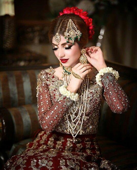 kinza hashmi bridal pics