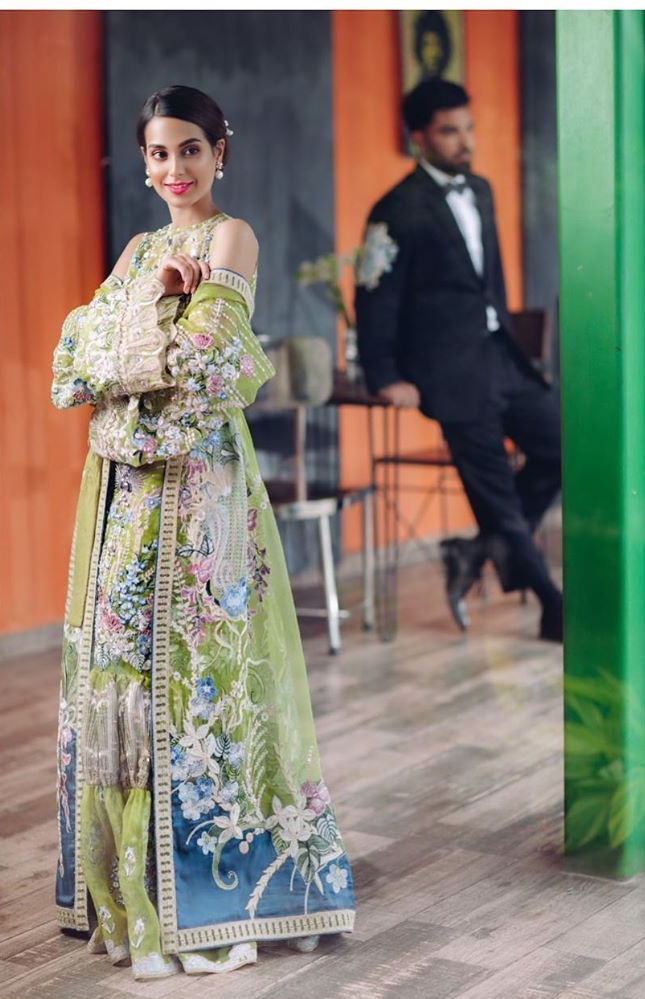 Iqra Aziz Photo Shoot with Yasir Hussain