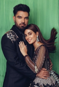 iqra aziz yasir hussain photo shoot
