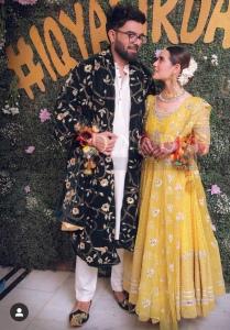 iqra aziz wedding