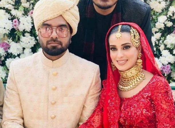 iqra aziz wedding