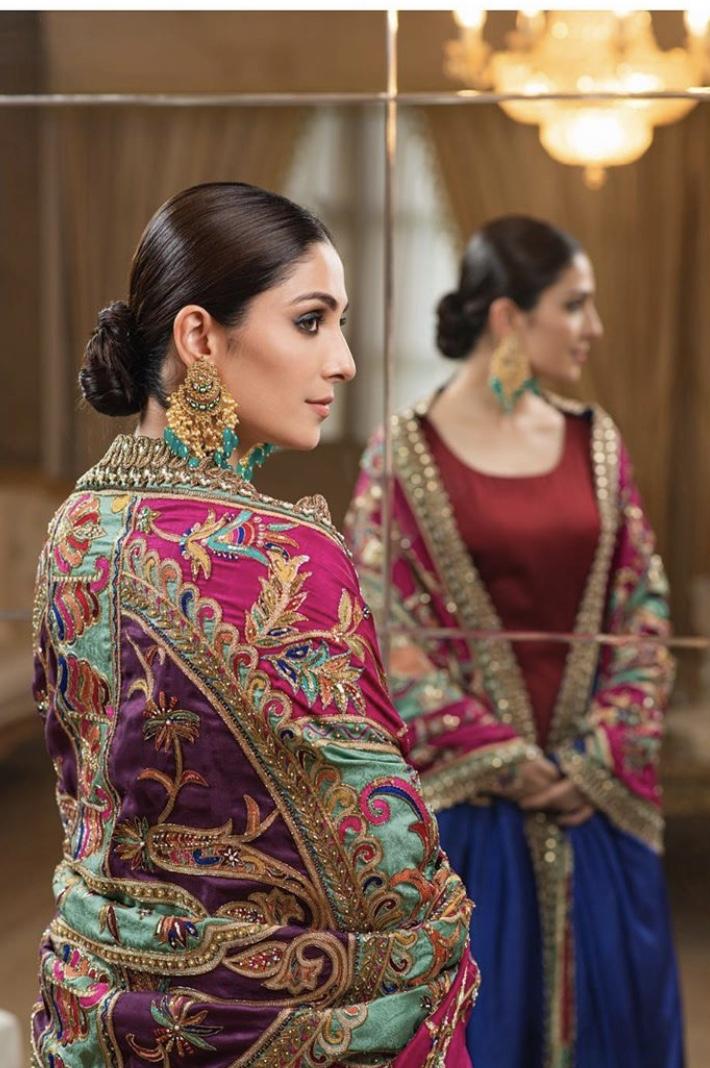 Ayeza Khan's latest photoshoot