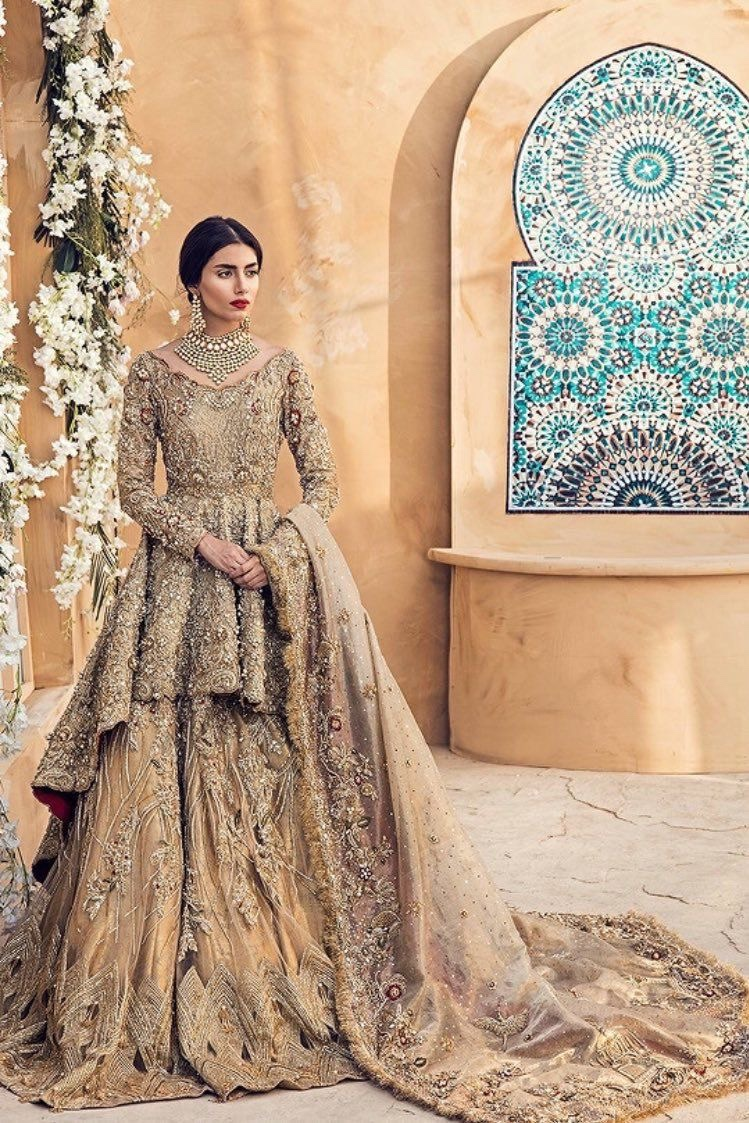 pakistani bridal dress the odd onee