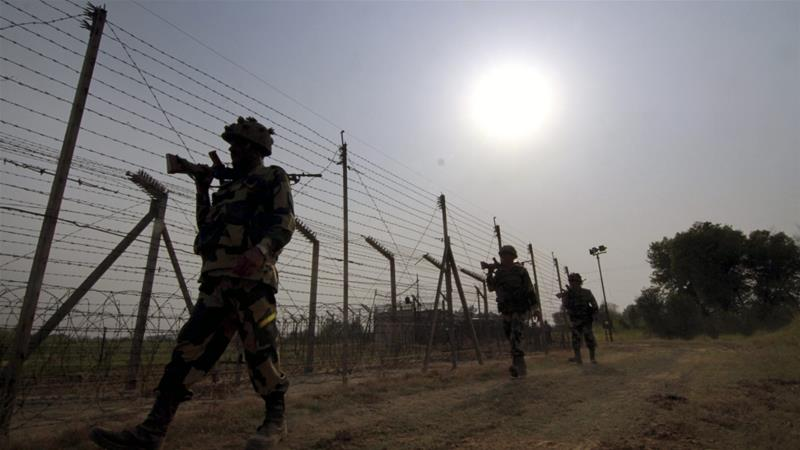 india pakistan loc