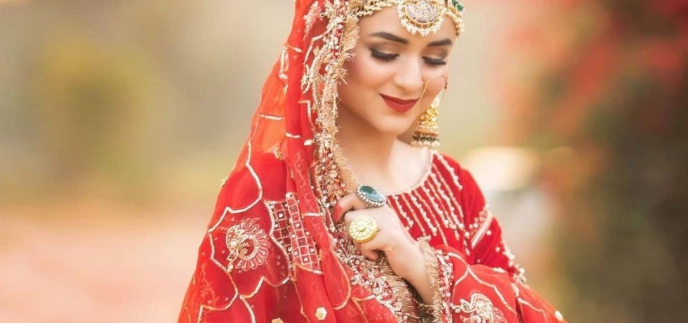 Yumna Zaidi latest Photoshoot