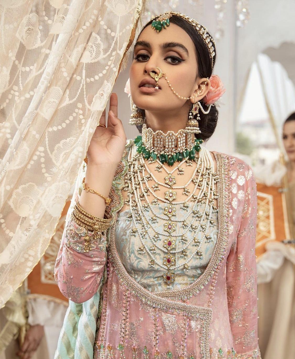 indian bridal outfit lehnga