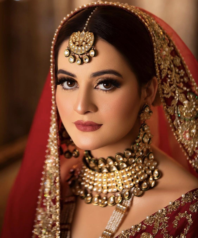aiman khan bridal pics